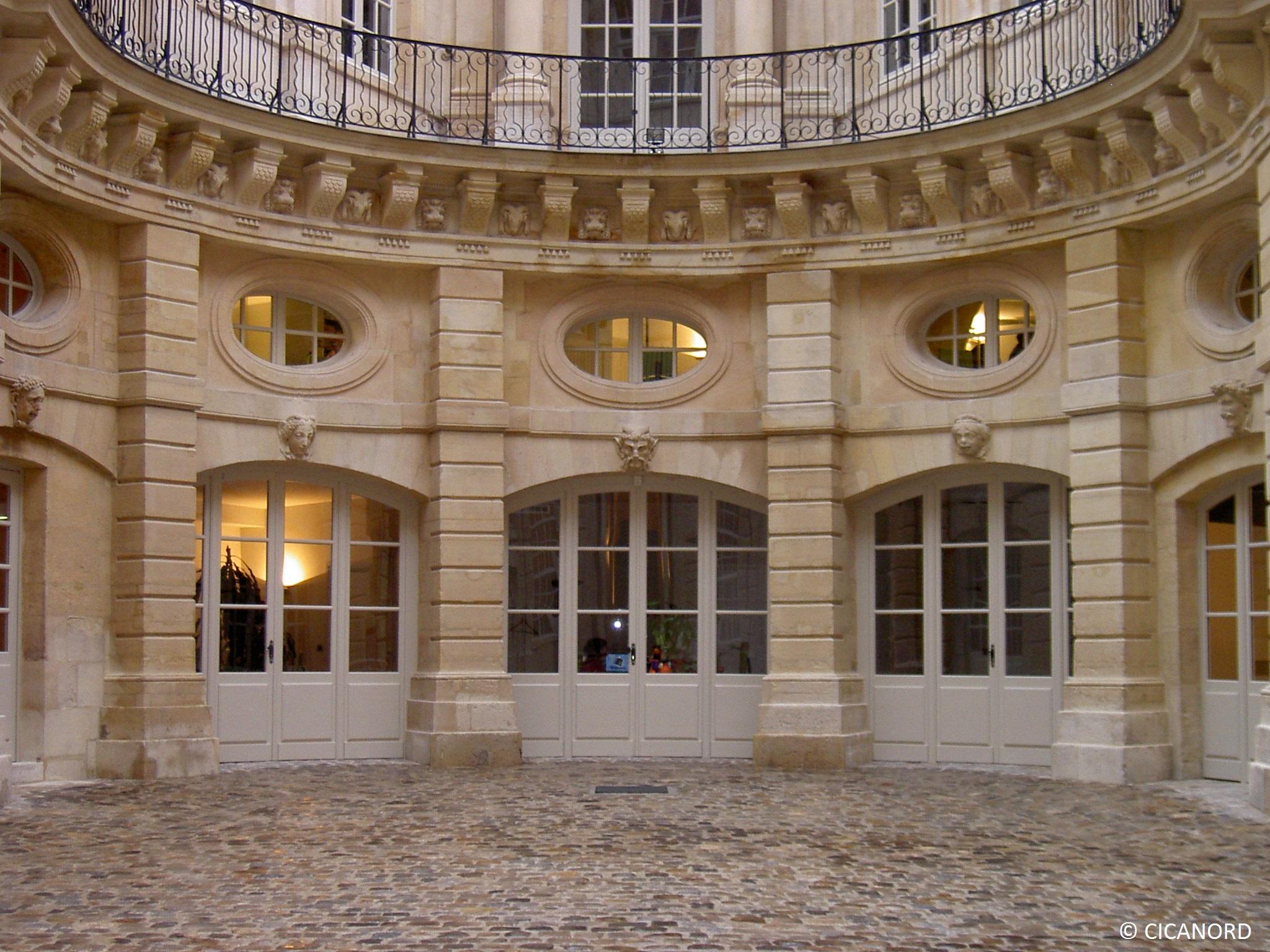 Hôtel de Beauvais à Paris