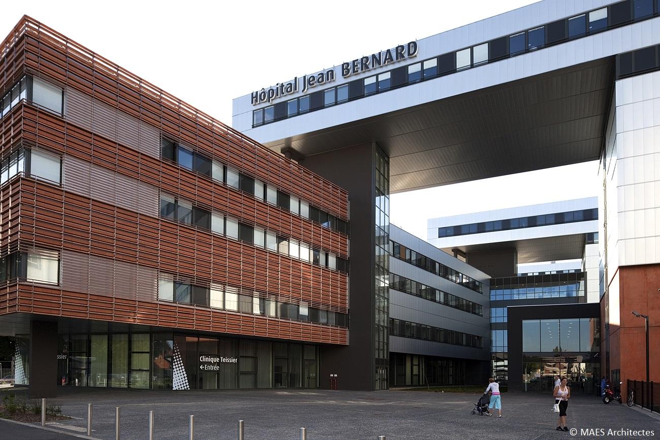 Clinique Teissier à Valenciennes