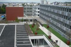 Requalification des bâtiments Renault à Rueil Malmaison