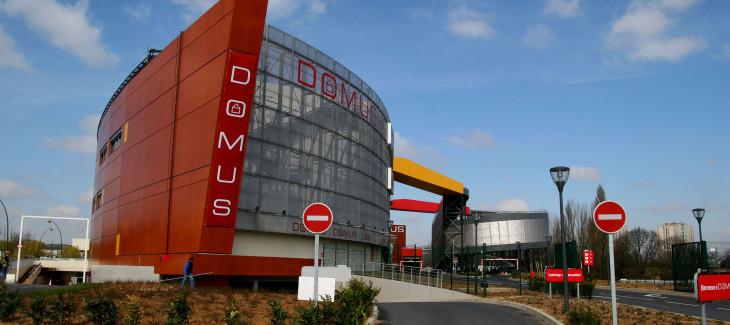 Centre commercial DOMUS à Rosny-sous-Bois