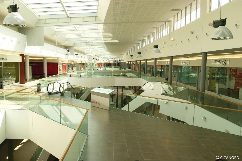 centre commercial domus à rosny-sous-bois | cicanord