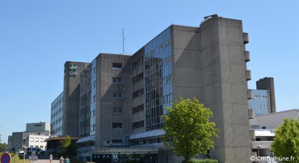 Centre hospitalier de Béthune