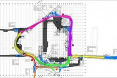 Réaménagement du Quartier des Halles à PARIS