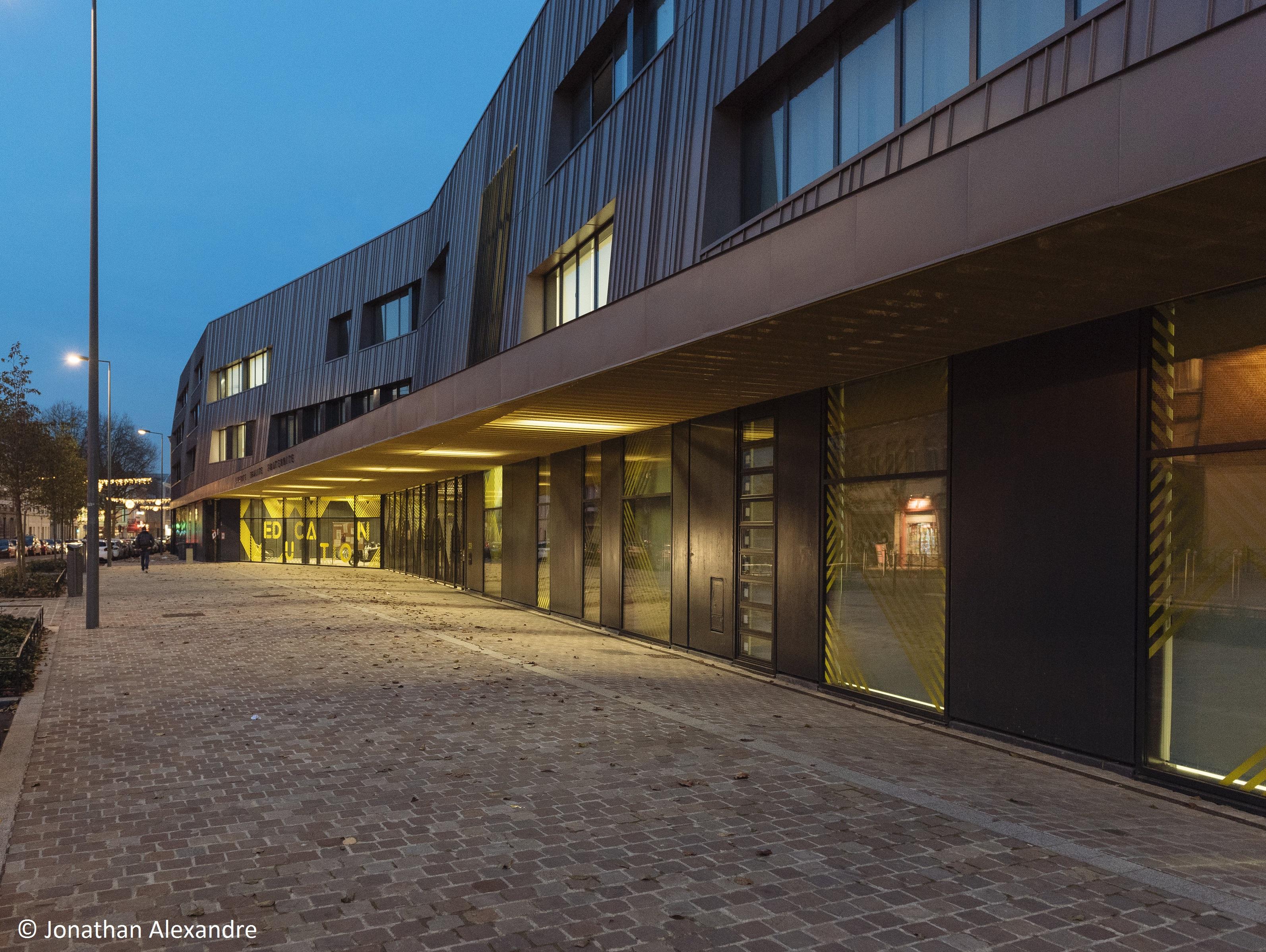 Collège de Lille Moulins