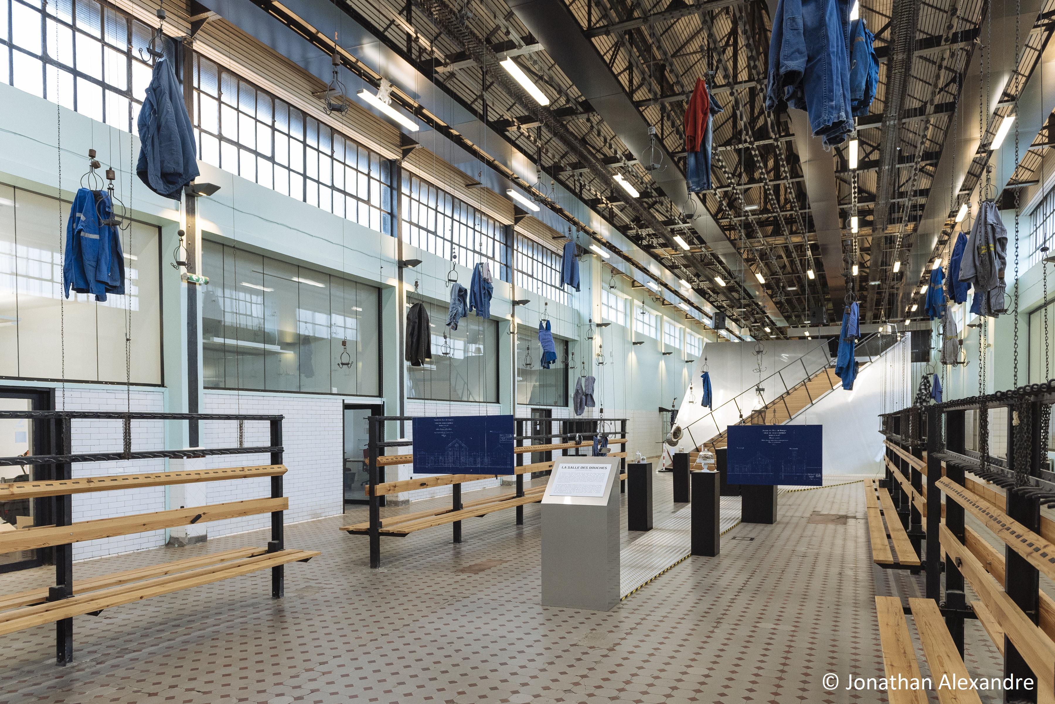 Rénovation de la Fosse 9/9bis à Oignies