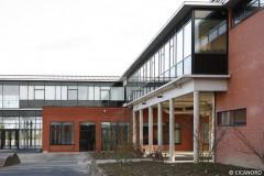 Collège Saint-Exupery à Solesmes