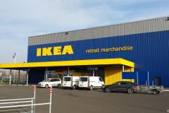 Dépôt externe IKEA à Marquette-Lez-Lille