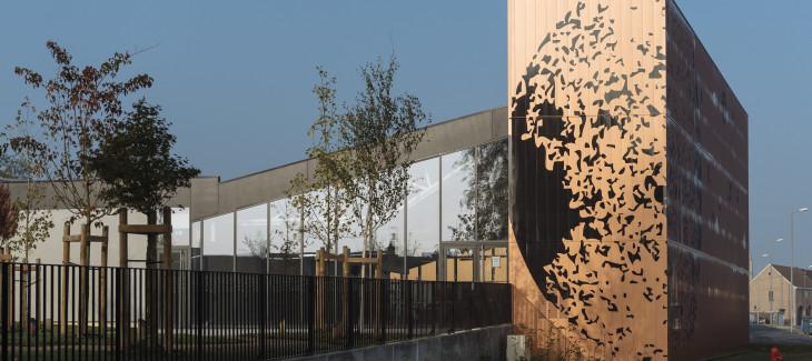 Collège Saint-Exupéry à STEENVOORDE