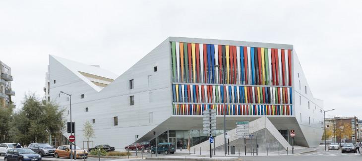Maison Stéphane Hessel à Lille (projet LABC)